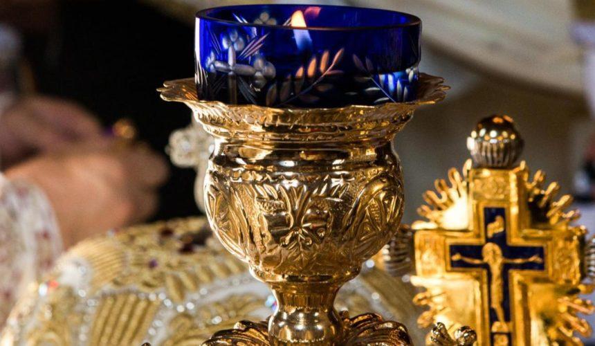 Taina Sf. Maslu. A avut loc în data de 11 Octombrie, ora 19.00
