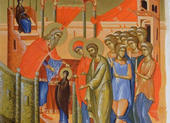 Zilele duhovnicești în cinstea Intrării în Biserică a Maicii Domnului. S-au desfășurat între 21.11 – 24.11, 2019