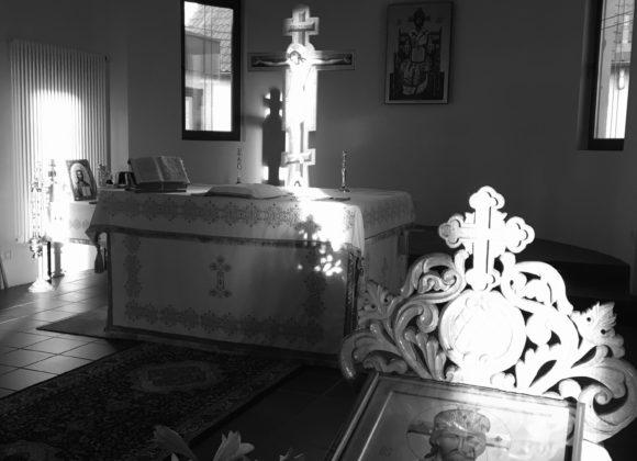 Suspendarea programului liturgic