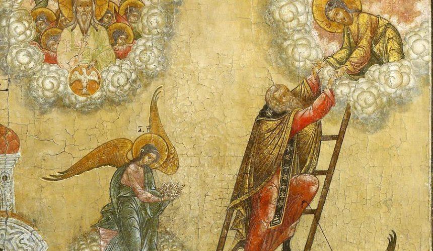 Duminica Sf. Ioan Scărarul – a IV-a din Postul Mare