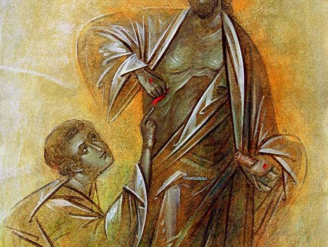 Duminica a doua după Paște (Duminica Sfântului Apostol Toma)