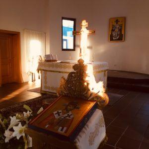 Reluarea programului liturgic